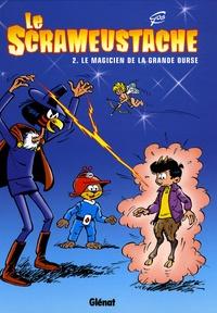 Gos - Le Scrameustache Tome 2 : Le magicien de la Grande Ourse.