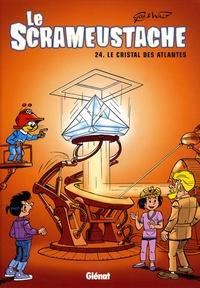 Gos et  Walt - Le Scrameustache Tome 24 : Le cristal des Atlantes.