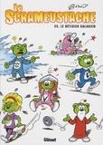 Gos et François Gilson - Le Scrameustache Tome 25 : Le bêtisier galaxien.