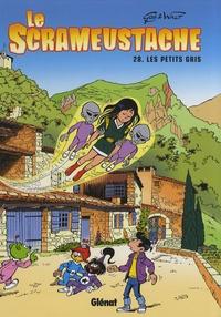 Gos et  Walt - Le Scrameustache Tome 28 : Les petits gris.
