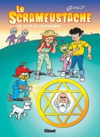 Gos - Le Scrameustache Tome 39 : La clé de l'hexagramme.