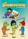 """Gos et  Walt - Le Scrameustache Tome 41 : Le lauréat """"K22""""."""