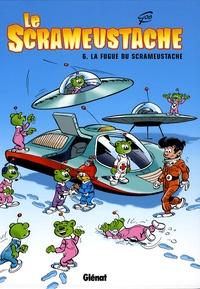 Gos - Le Scrameustache Tome 6 : La fugue du Scrameustache.