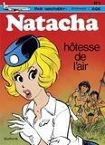 Gos et  Walthéry - Natacha - tome 1 - Natacha, hôtesse de l'air.