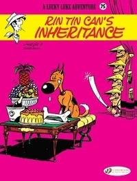 Goscinny - Characters  : Lucky Luke - volume 75 Rin Tin Can's Inheritance - 75.