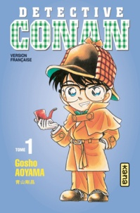 Gôshô Aoyama - Détective Conan Tome 1 : .