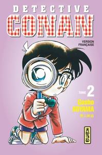 Télécharger le livre google free Détective Conan Tome 2 CHM RTF PDB (French Edition) par Gôshô Aoyama 9782871293842