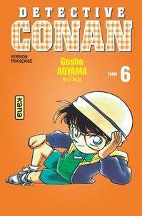 Livres audio en français à télécharger Détective Conan Tome 6