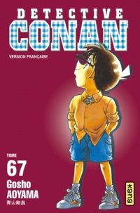 Gôshô Aoyama - Détective Conan Tome 67 : .
