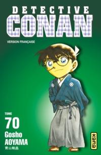 Gôshô Aoyama - Détective Conan Tome 70 : .