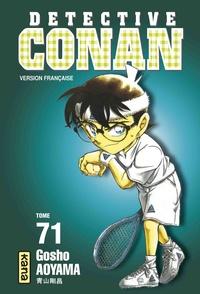 Gôshô Aoyama - Détective Conan Tome 71 : .