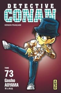 Gôshô Aoyama - Détective Conan Tome 73 : .