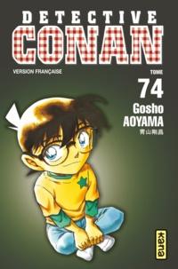 Gôshô Aoyama - Détective Conan Tome 74 : .