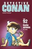 Gôshô Aoyama - Détective Conan Tome 92 : .