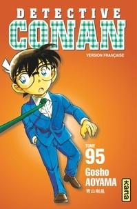 Téléchargez des comptes gratuits Détective Conan Tome 95 in French MOBI DJVU ePub 9782505075837