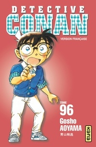 Gôshô Aoyama - Détective Conan Tome 96 : .