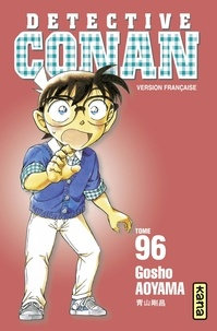 Télécharger gratuitement ebook joomla Détective Conan - Tome 96 in French par Gôshô Aoyama iBook ePub PDF 9782505085782