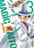 Gôshô Aoyama - Magic Kaito Tome 3 : .