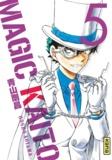 Gôshô Aoyama - Magic Kaito Tome 5 : .