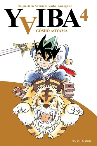 Gôshô Aoyama - Yaiba Tome 4 : .