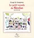 Gospé et  Sempinny - Le petit monde de Nicolas - Pastiche.