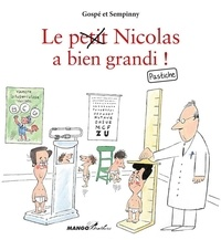 Gospé et  Sempinny - Le petit Nicolas a bien grandi ! - Pastiche.