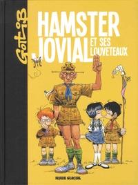 Gotlib - Hamster Jovial et ses louveteaux.