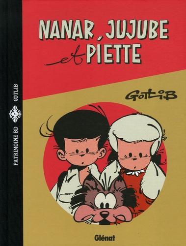 Gotlib - Nanar, Jujube et Piette.