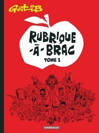 Gotlib - Rubrique-à-Brac Tome 1 : .