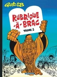 PDF eBooks téléchargement gratuit Rubrique-à-Brac Tome 2 par Gotlib FB2 MOBI en francais