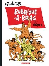 Téléchargement de livres audio gratuits sur ipod Rubrique-à-Brac Tome 3  par Gotlib