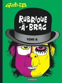 Gotlib - Rubrique-à-Brac Tome 4 : .