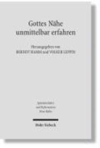 """""""Gottes Nähe unmittelbar erfahren"""" - Mystik im Mittelalter und bei Martin Luther."""