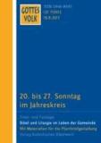Gottes Volk LJ C7/2013 - 20. bis 27.Sonntag im Jahreskreis.