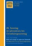 Gottes Volk LJ C8/2013 - 28. Sonntag im Jahreskreis bis Christkönigssonntag.