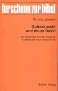 Gottesknecht und neuer David - Der Heilsmittler für Zion und seine Frohbotschaft nach Jesaja 60-62.