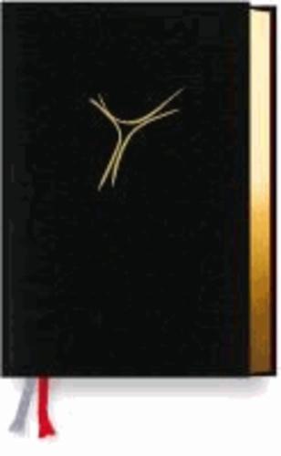 Gotteslob Bistum Essen. Cabra schwarz, Goldschnitt. - Katholisches Gebet- und Gesangbuch. Neues Gotteslob für das Bistum Essen..