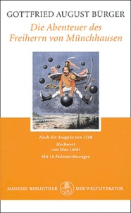 Gottfried August Bürger - Die Abenteuer des Freiherrn von Münchhausen.