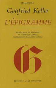 Gottfried Keller - L'épigramme.