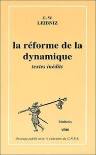 Deedr.fr La réforme de la dynamique - De corporum concursu (1678) et autres textes inédits Image