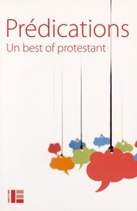 Gottfried Wilhelm Locher et Simon Butticaz - Prédications - Un best of protestant.
