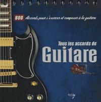 Gotthart Mohrmann - Tous les accords de Guitare.