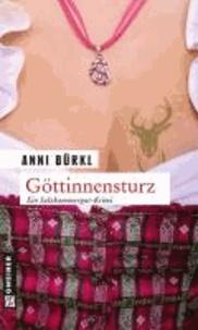 Göttinnensturz - Berenike Roithers vierter Fall.