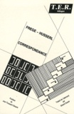 Gottlob Frege et Edmund Husserl - Correspondance Frege-Husserl.