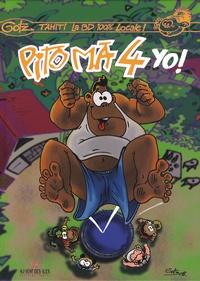 Gotz - Pito Ma Tome 4 : Yo !.
