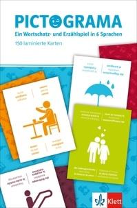 Pictograma- Ein Wortschatz- und Erzählspiel in 6 Sprachen - 150 laminierte Karten - Götz Wirth |