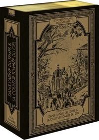 Gou Tanabe et H. P. Lovecraft - Les chefs-d'oeuvre de Lovecraft  : Coffret en 2 volumes : Dans l'abîme du temps ; La couleur tombée du ciel.