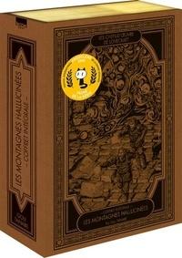 Gou Tanabe - Les chefs-d'oeuvre de Lovecraft Intégrale : Les montagnes hallucinées Tomes 1 et 2.