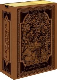 Gou Tanabe - Les chefs-d'oeuvre de Lovecraft Intégrale : Les montagnes hallucinées - Coffret en 2 volumes.