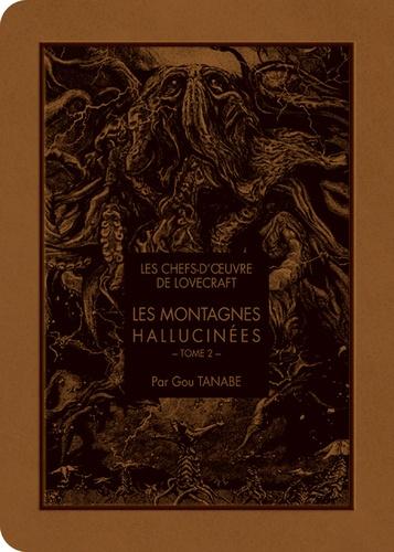 Les chefs-d'oeuvre de Lovecraft Tome 2 Les montagnes hallucinées